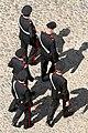 Carabinieri in piazza per la morte di Luciano Pavarotti.jpg