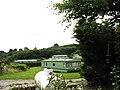 Caravan Park at Pant-y-saer, Tynygongl - geograph.org.uk - 906878.jpg