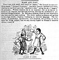 Caricature- Punch; Hard and Fast. Wellcome L0028104.jpg