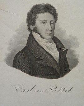 Carl von Rotteck