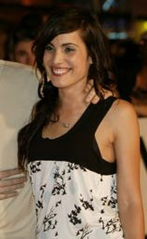 Carly Pope - Pope at the 2007 Toronto International Film Festival party