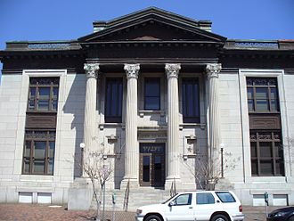 Jacksonville Public Library - Carnegie Library, Jacksonville, FL (2010)