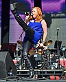 Carol Decker joins the Ministry of Silly Walks (14542950104).jpg