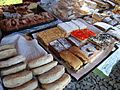 Carpathian Bazaar of Tastes, Polish foods, Sanok 2010 01.JPG