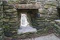 Carrickabraghy Castle Ground Floor South Window 2014 09 12.jpg