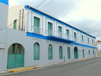 Yauco, Puerto Rico - Casa Agostini - Yauco Puerto Rico