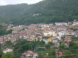 Casaletto Spartano – Panorama