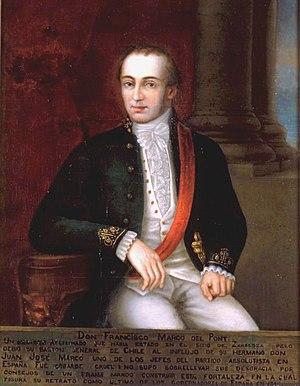 Francisco Marcó del Pont - Image: Casimiro Marco Del Pont