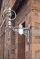 Cast-iron lamp bracket - geograph.org.uk - 596443.jpg