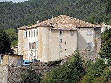 Château d'Éoulx - Замок Кастеллана, достопримечательности Castellane (Кастеллан), путеводитель по городу