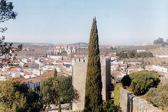 Vila Viçosa - Image: Castelo Vila Vicosa 1