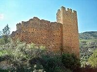 Castillo de Las Huertas (Molinicos - Albacete).JPG