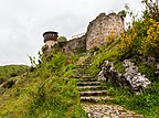 Castillo de Petrela, Petrela, Arnavutluk, 2014/04/17, DD 07.JPG