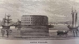Castle Williams - Image: Castle Williams