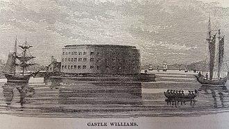 Castle Williams - Castle Williams