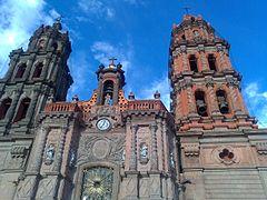 Catedral Metropolitana de San Luis Potosí 2013-09-15 16-29-27