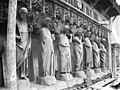 Cathédrale Notre-Dame - Bras sud du transept, Galerie des Prophètes - Reims - Médiathèque de l'architecture et du patrimoine - APMH00030419.jpg