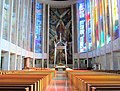 Cathedral of Saint Joseph interior - Hartford, Connecticut 01.jpg