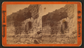 Cave dwellings near Beaver Creek, by G. H. Rothrock.png