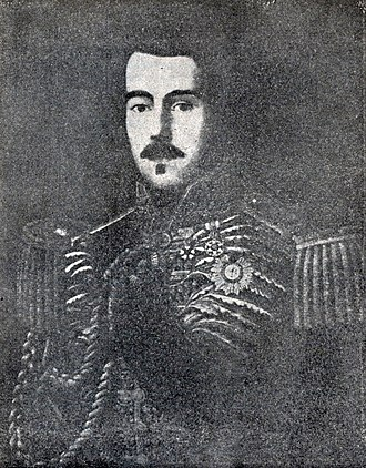 Luís Alves de Lima e Silva, Duke of Caxias - The then-Count of Caxias, around age 43, c. 1846
