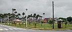 Cayenne Place des palmistes from NNE 2013.jpg