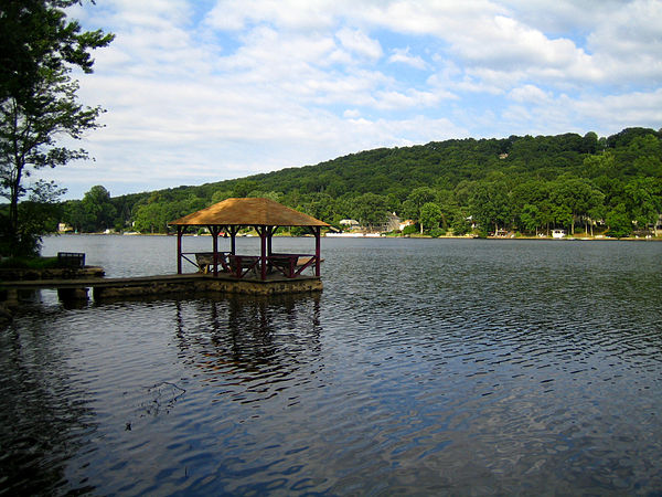 Cedar Lake (IN) United States  City new picture : cedar lake new jersey cedar lake is a 99 acre 40 ha residential lake ...