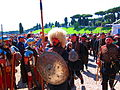 Celebration of the birthday of Rome, 2014.jpg