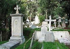 Resultado de imagen de cementerio ingles