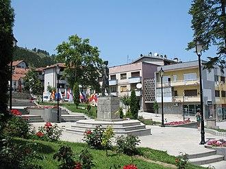 Raška, Serbia - Image: Centar Raške 1