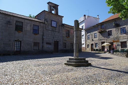 Center of the Town of Belmonte -- A Center for Crypto-Judiasm - Apr 2011