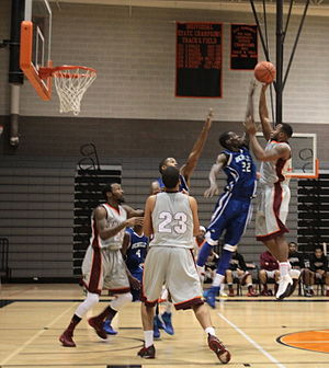 Central Penn College - Central Penn College Knights Basketball