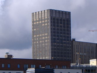 Centre City Tower (Birmingham) - Centre City Tower