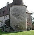 Château de Salles.Tour ronde.jpg