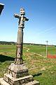 Châtelblanc. Croix de la Combille. (2). 2015-04-21.JPG