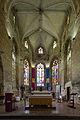 Chœur et abside de la basilique Notre-Dame-de-Paradis, Hennebont, France.jpg