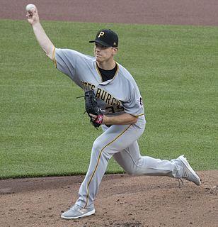 Chad Kuhl American baseball player