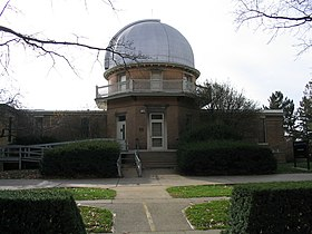 Image illustrative de l'article Observatoire astronomique de l'université de l'Illinois