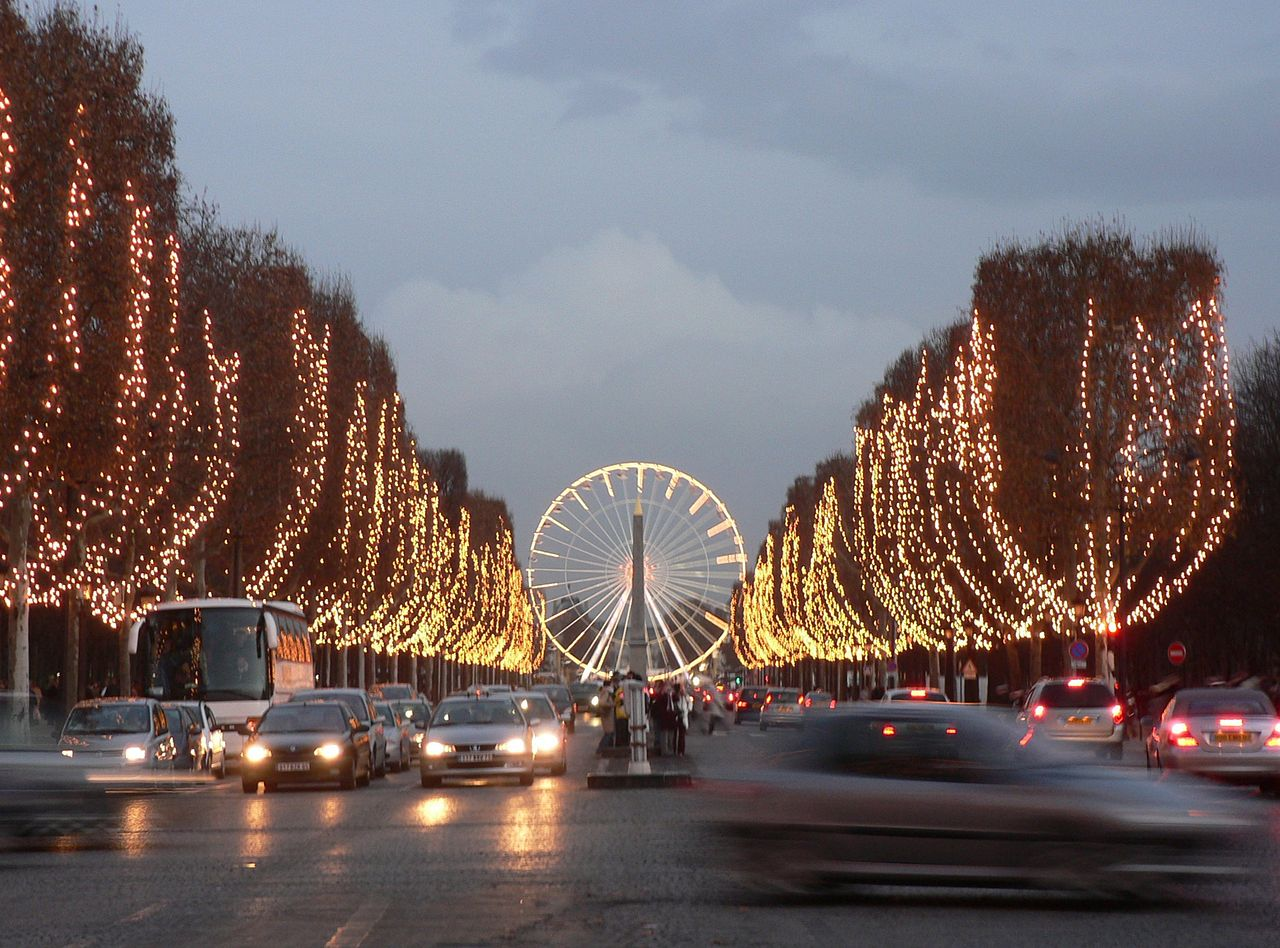 file champs elysees grande roue wikimedia commons. Black Bedroom Furniture Sets. Home Design Ideas