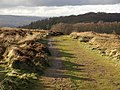 Changeable weather over the Quantocks - geograph.org.uk - 1140837.jpg