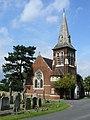 Chapel in Croydon Cemetery - geograph.org.uk - 1442423.jpg