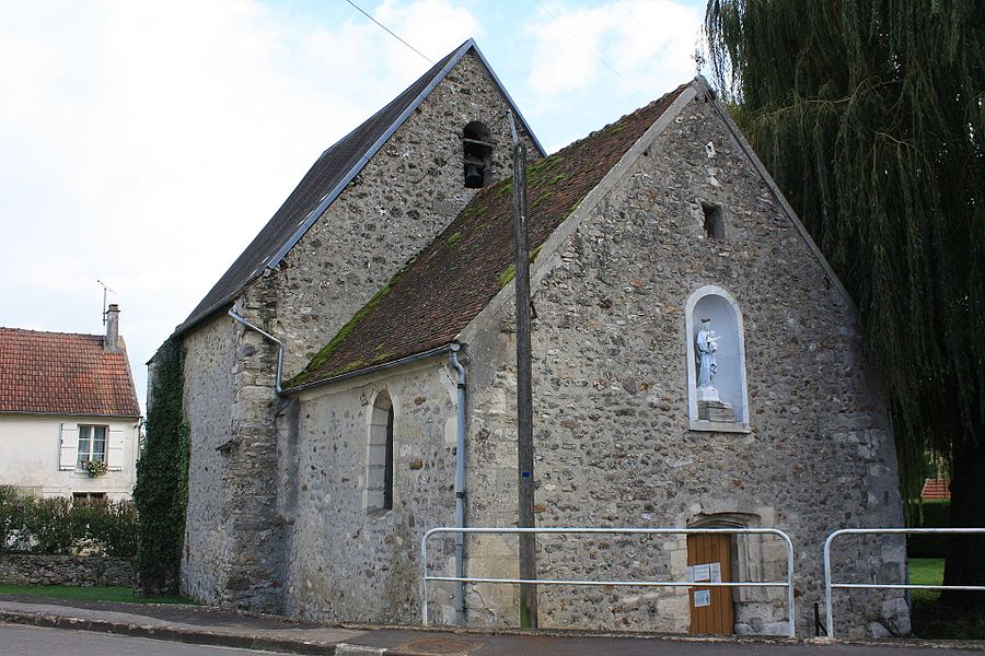 Chapelle de Villemoyenne