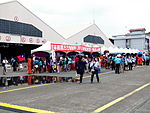 Charity Sell behind Chiayi AFB No.5 and No.6 Hangars 20120811.jpg