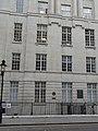 Charles De Gaulle black plaque - 4 Carlton Gardens St James's London SW1Y 5AA (2).jpg
