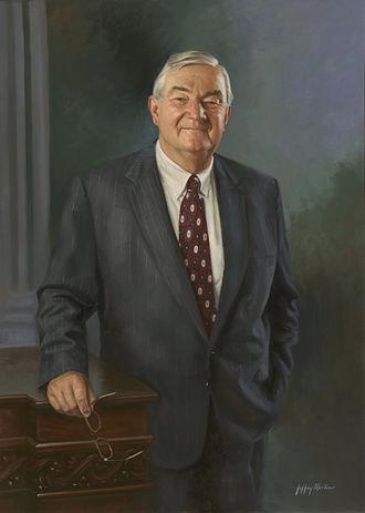 Charlie Rose (congressman) - Official House portrait of Rose