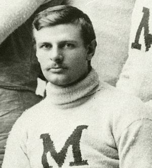 Charles Thomas (American football) - Image: Charles Thomas (1891)