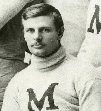 Charles Thomas (American football) - Image: Charles Thomas (1891)