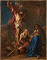 Charles de La Fosse - Les Saintes Femmes et saint Jean au pied de la croix.jpg