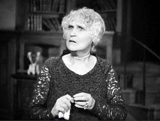 Henrietta Crosman - Crosman in Charlie Chan's Secret (1936)