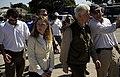 Chelsea & Bill Clinton 100118-F-9712C-454 (4289324065).jpg