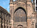 Chester Cathedral from Northgate Street (6).JPG